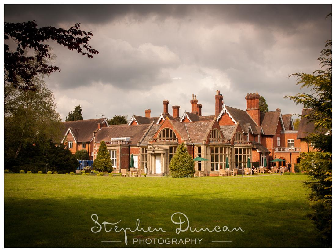 Basingstoke Wedding Photographer Audleys Wood