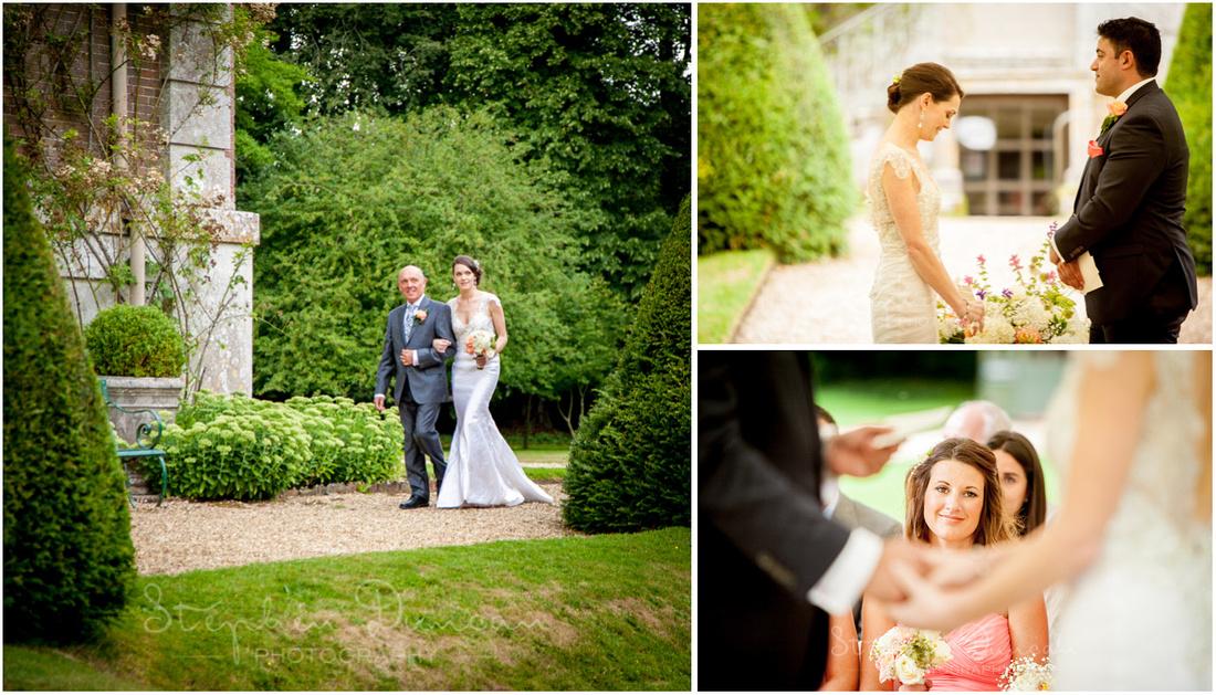 Deans Court Wedding Photography