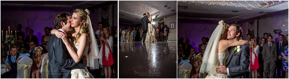 Photos of first dance