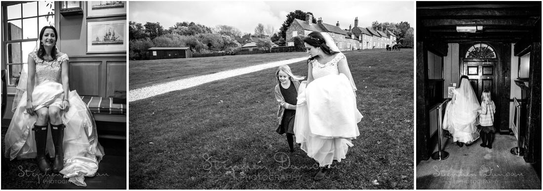 Master Builders Bucklers Hard Wedding Photography