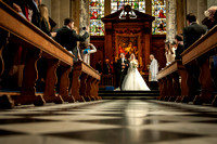 Cambridge Wedding - Pembroke College