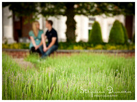 Pre-wedding shoot in Pennisula Barracks, Winchester Hampshire Photo 8