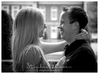 Pre-wedding shoot in Pennisula Barracks, Winchester Photo 6