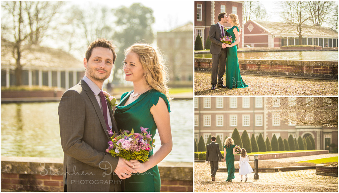 Romsey Wedding Photography