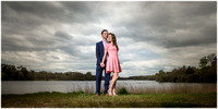 131 - Virginia Water Lake Pre-wedding Shoot