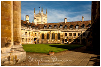 10 - Pembroke College, Cambridge, Jane and Tom's Wedding